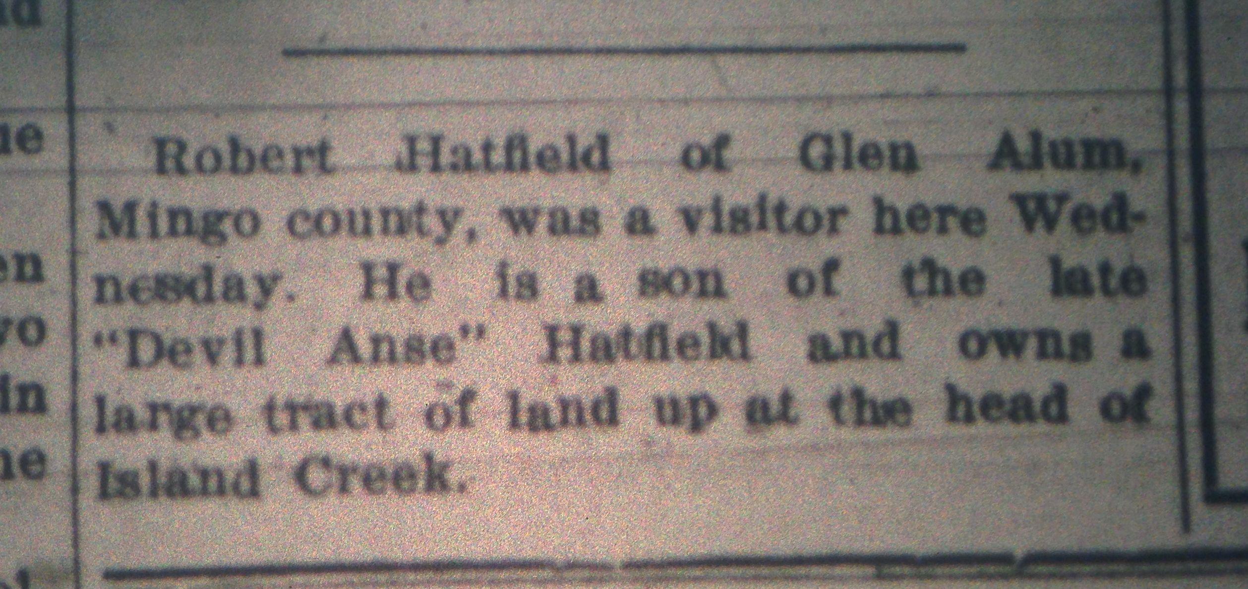 Bob Hatfield Visits LB 07.29.1927