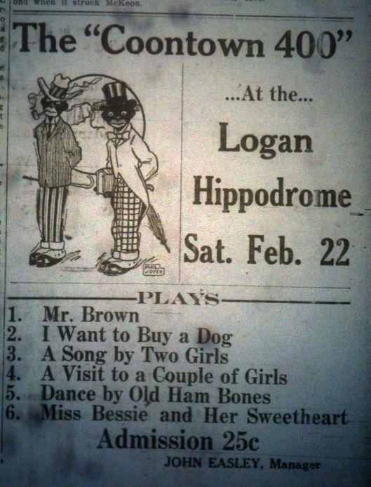 Coontown 400 LB 02.21.1913
