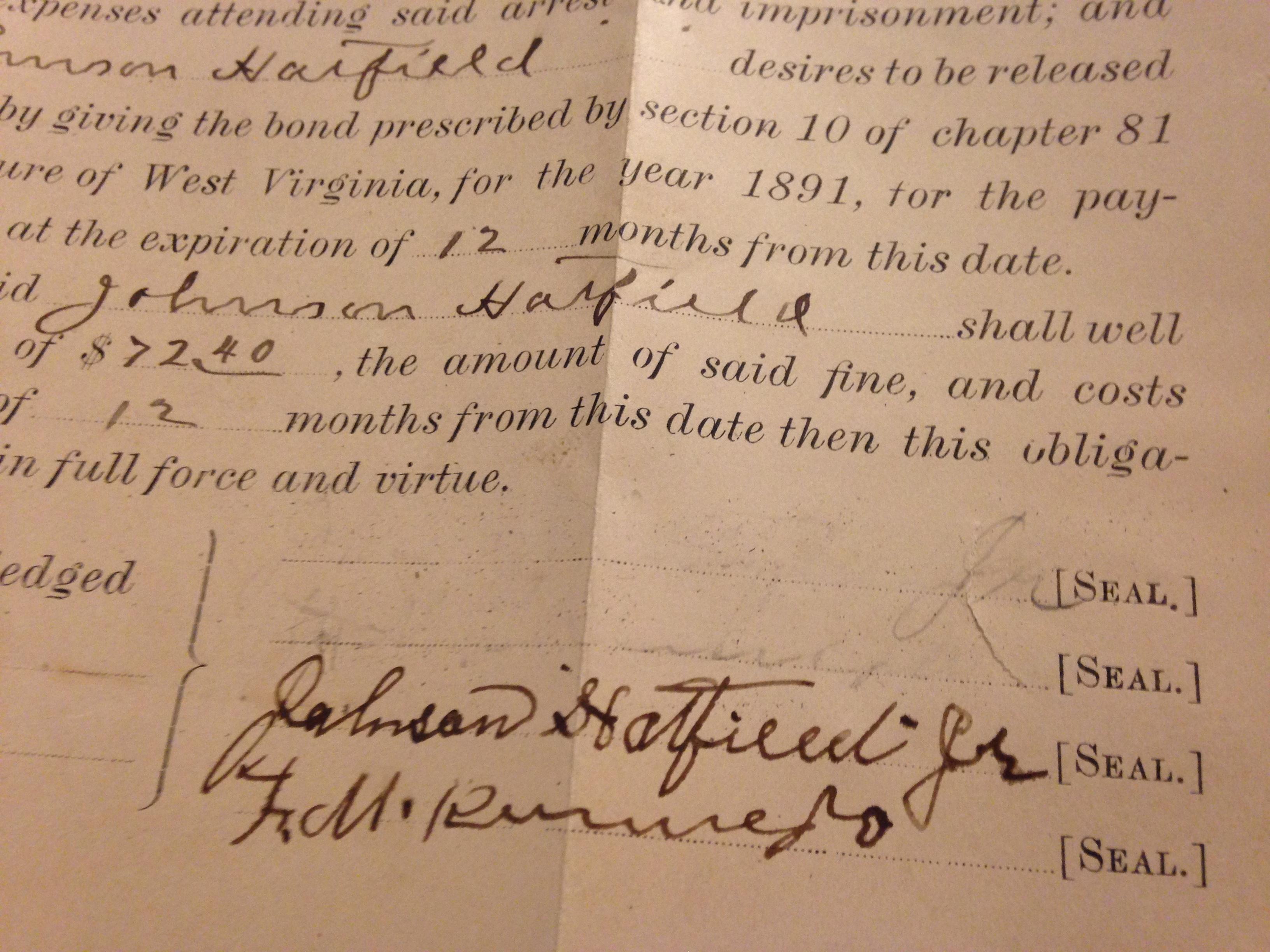 Johnson Hatfield 1894 5