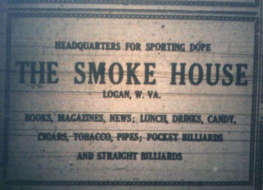 The Smoke House Restaurant Ad LB 02.22.1927.JPG