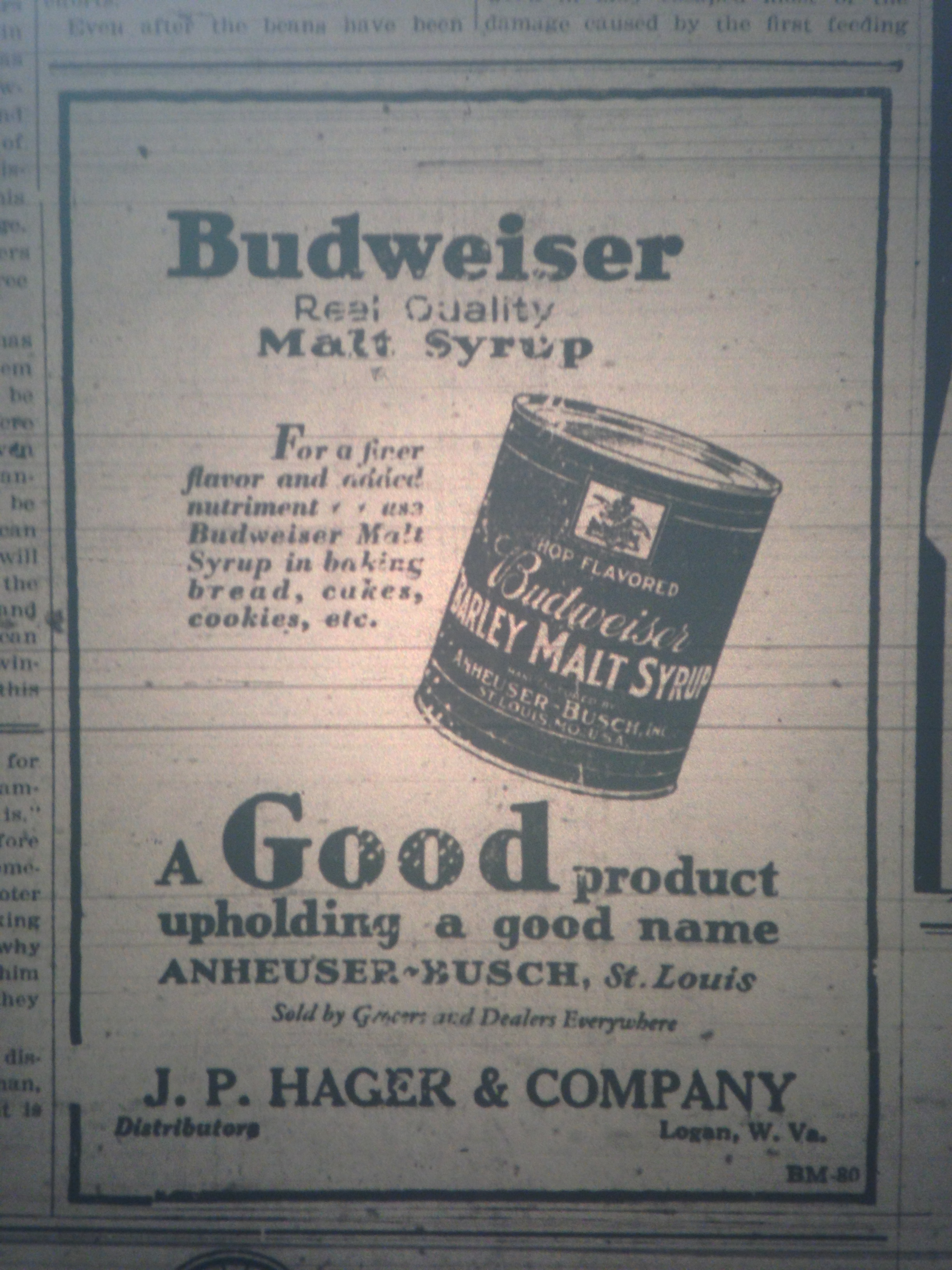 Budweiser Ad LB 06.08.1928.JPG