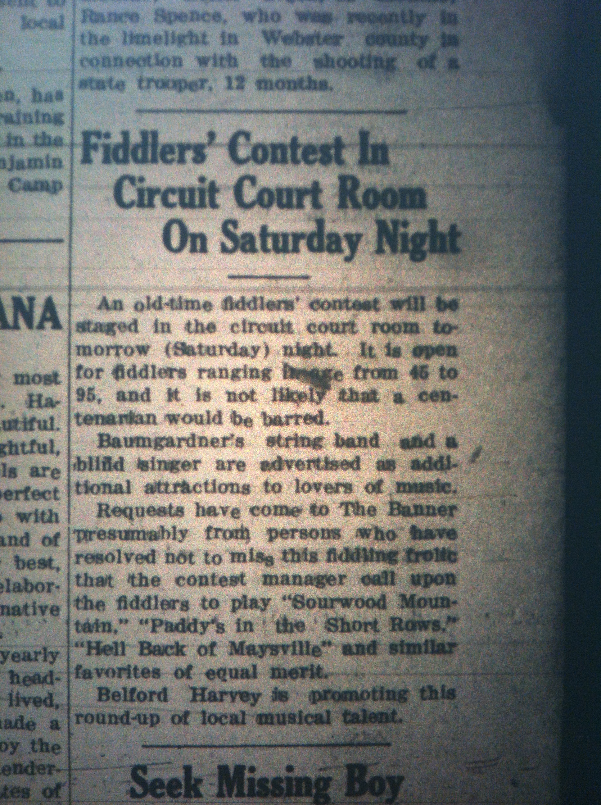 Fiddlers' Contest at Logan Circuit Court Room LB 04.29.1927.JPG