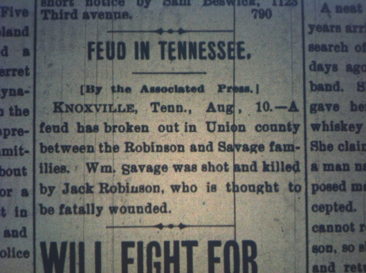 Robinson-Savage Feud in TN HA 08.10.1899.JPG