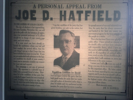 Joe Hatfield Personal Appeal LB 10.30.1928 1.JPG