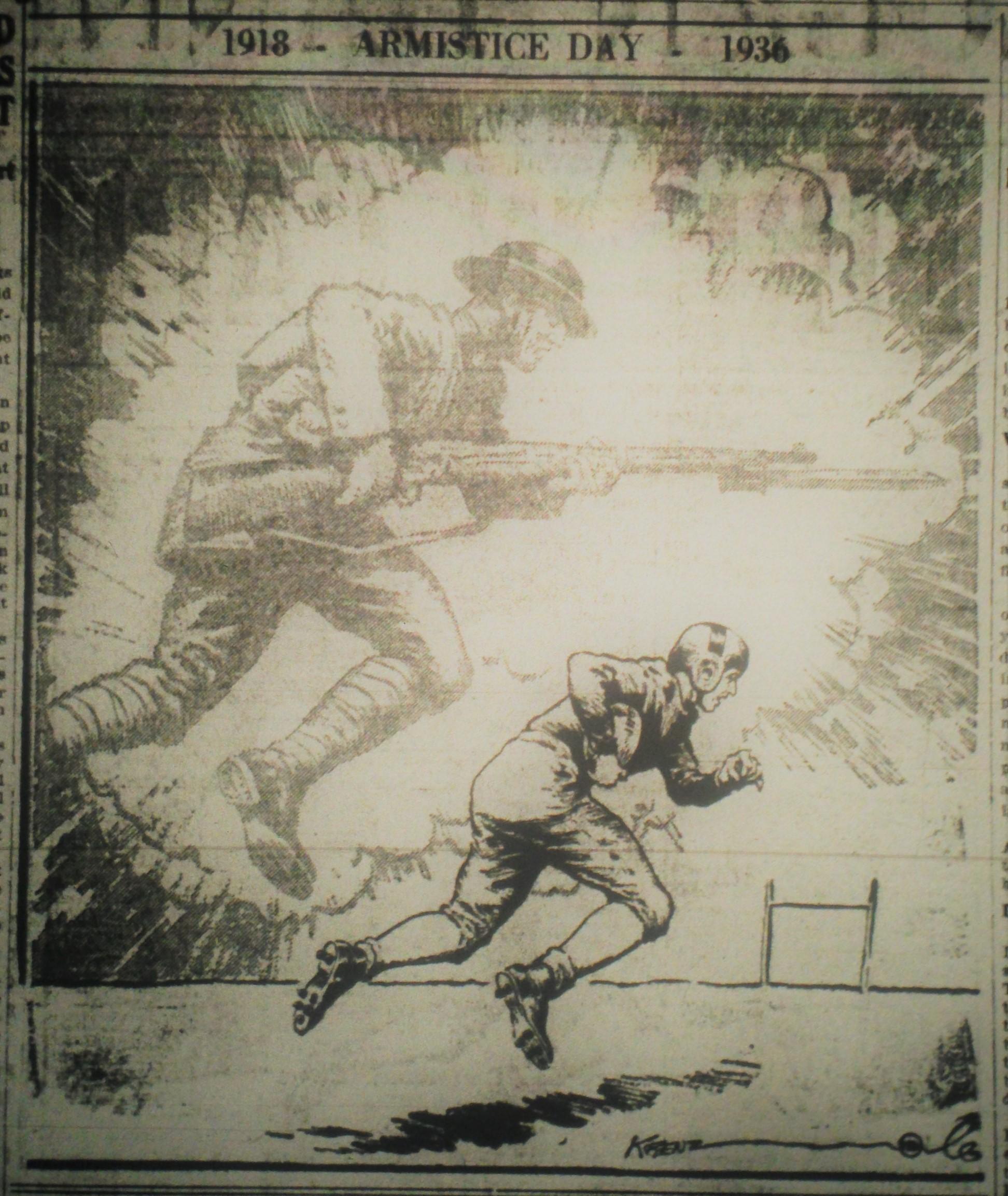Armistice Day LB 11.11.1936 1