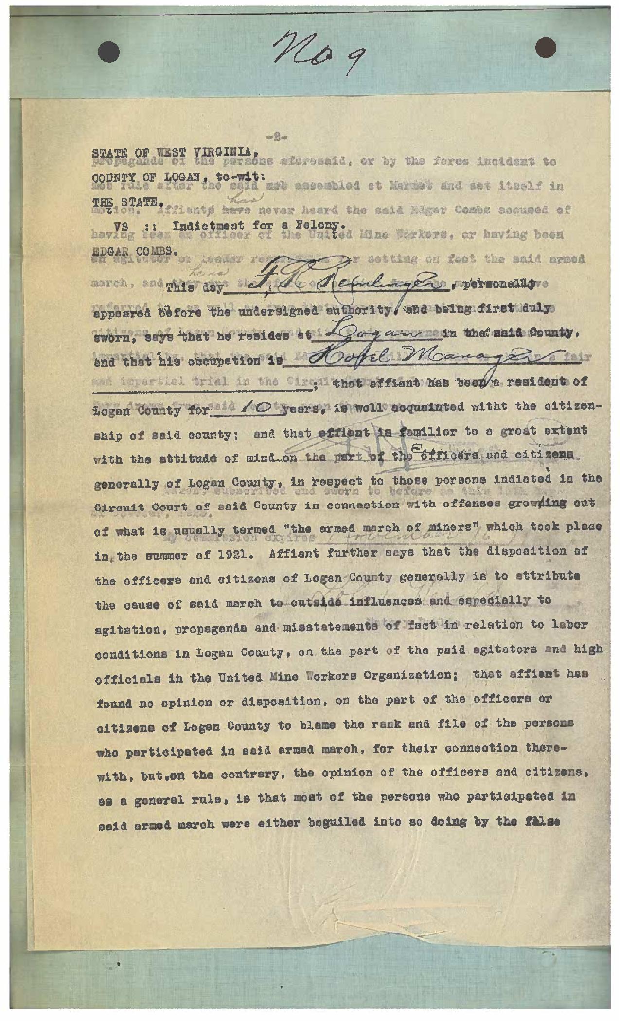 document 9-1
