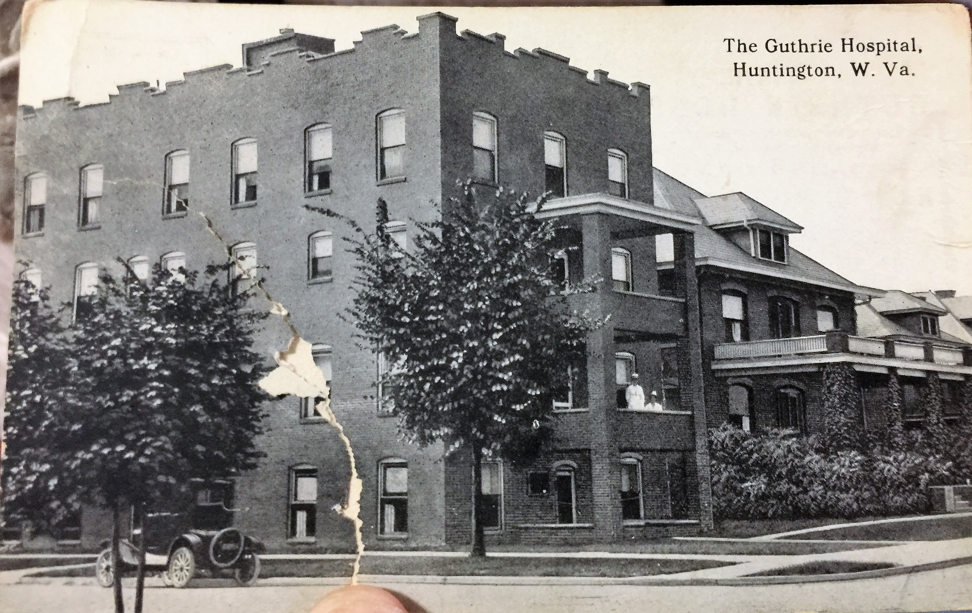 Guthrie Hospital 1