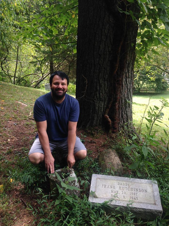 BK at Hutchison Grave 2