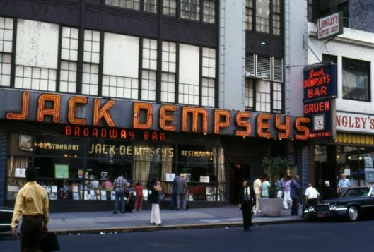Jack Dempsey's Restaurant
