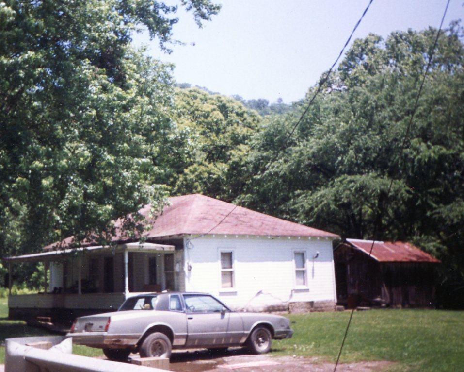 Robert & Nora Brumfield Home